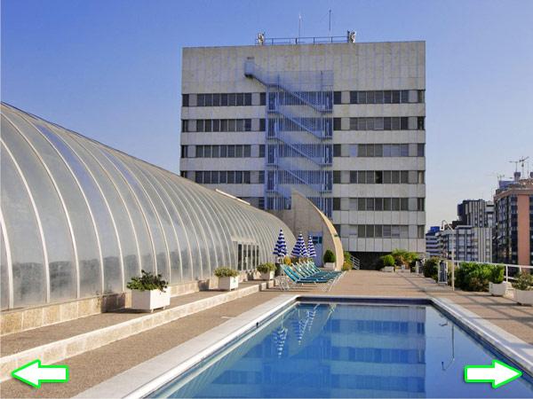 Aparthotel eurobuilding 2 apartamentos en el centro de for Appart hotel madrid