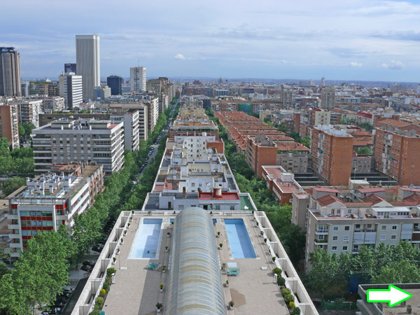 Aparthotel Eurobuilding 2 Apartamentos En El Centro De